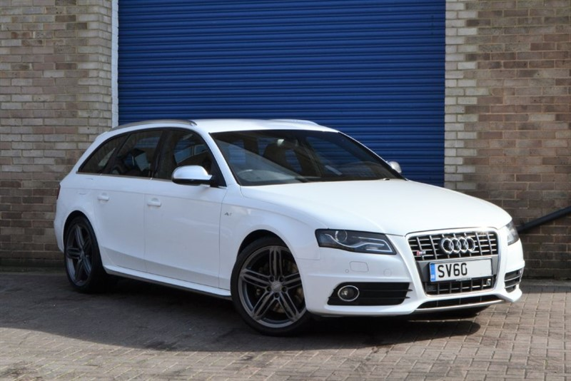 used Audi S4 Avant TFSI quattro 333PS. 19s, B&O, Supersport seats in buckinghamshire