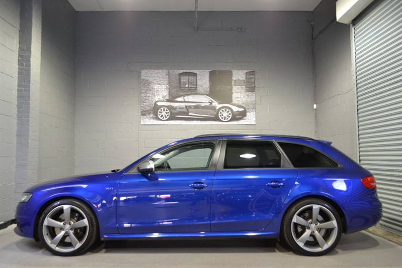 used Audi S4 Avant TFSI quattro 333PS. Massive spec inc Sport Diff, Unique rare manual! in buckinghamshire