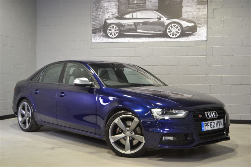 used Audi S4 TFSI quattro Black Edition. Almost every conceivable option! in buckinghamshire