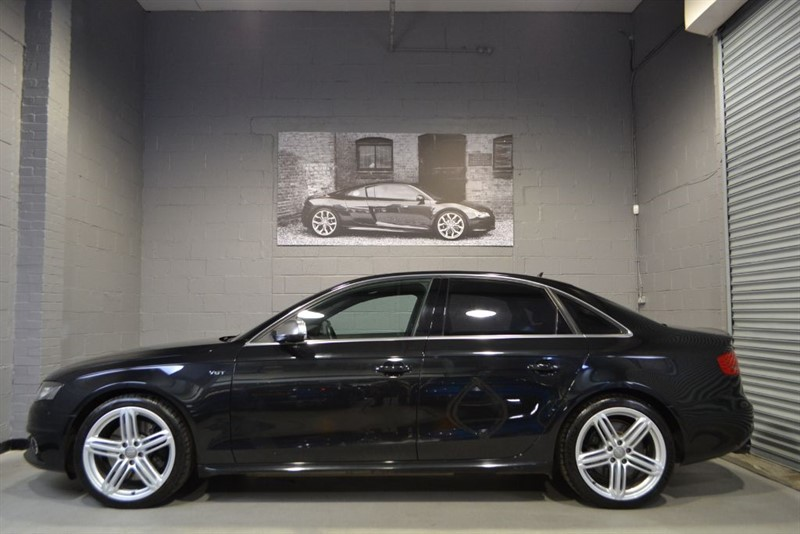 used Audi S4 TFSI quattro 333PS.  in buckinghamshire