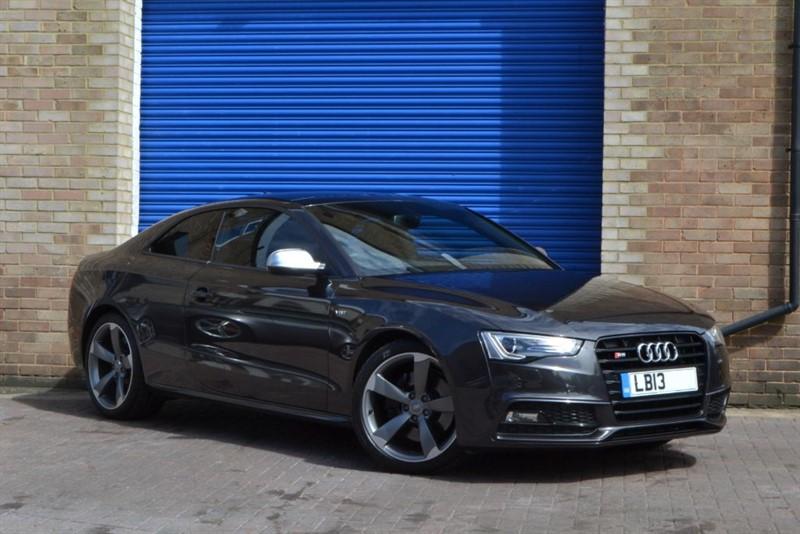 used Audi S5 TFSI quattro 333PS Black Edition. Sunroof, Nav+, Park+ in buckinghamshire