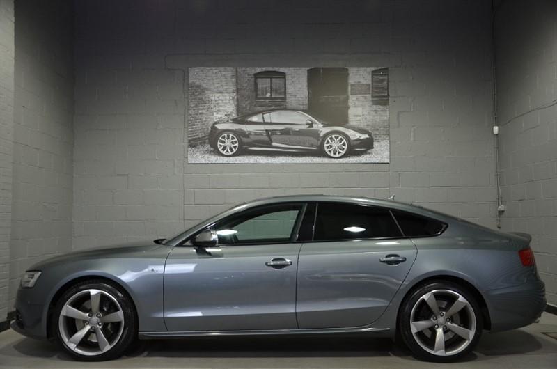 used Audi S5 Sportback TFSI quattro Black Edition S Tronic, MMI Navigation, Reverse Camera in buckinghamshire