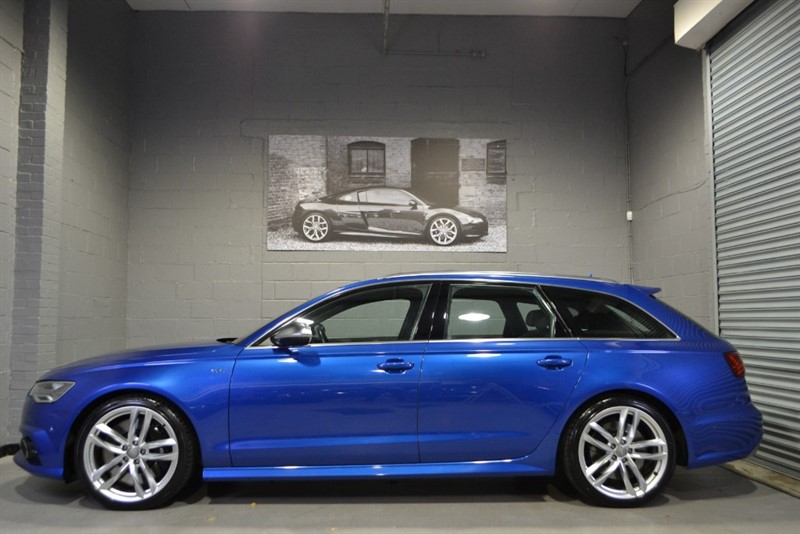 used Audi S6 Avant TFSI quattro 450PS. Facelift, Pan roof, Bose, 20s in buckinghamshire