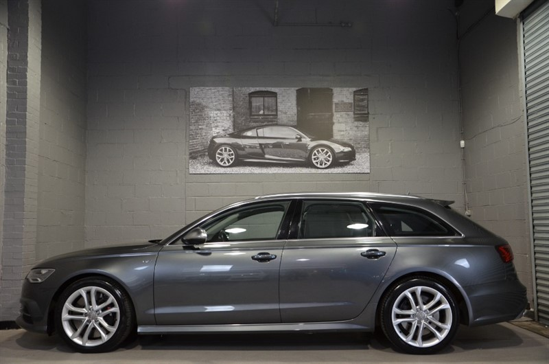 used Audi S6 Avant TFSI quattro 450PS facelift. Technology pack. in buckinghamshire