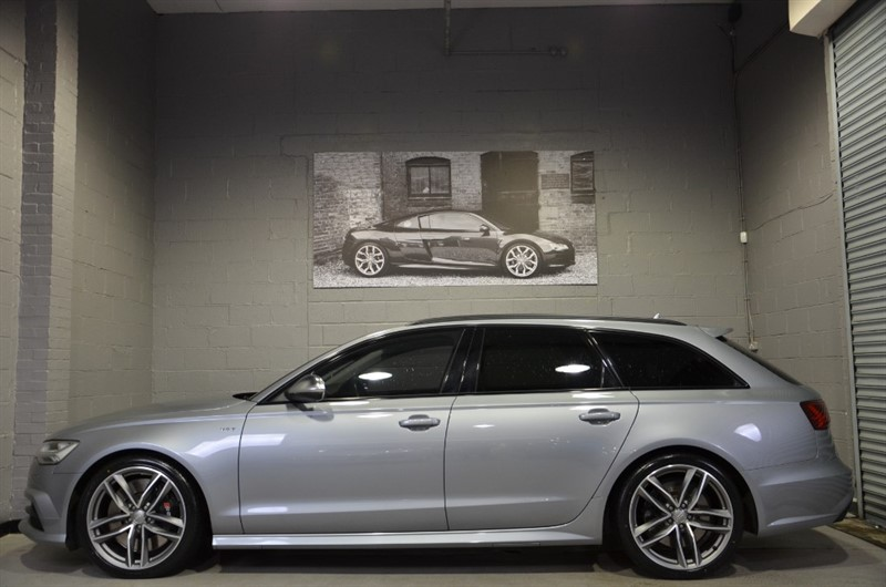 used Audi S6 Avant TFSI quattro 450PS Black Edition. Technology pack in buckinghamshire