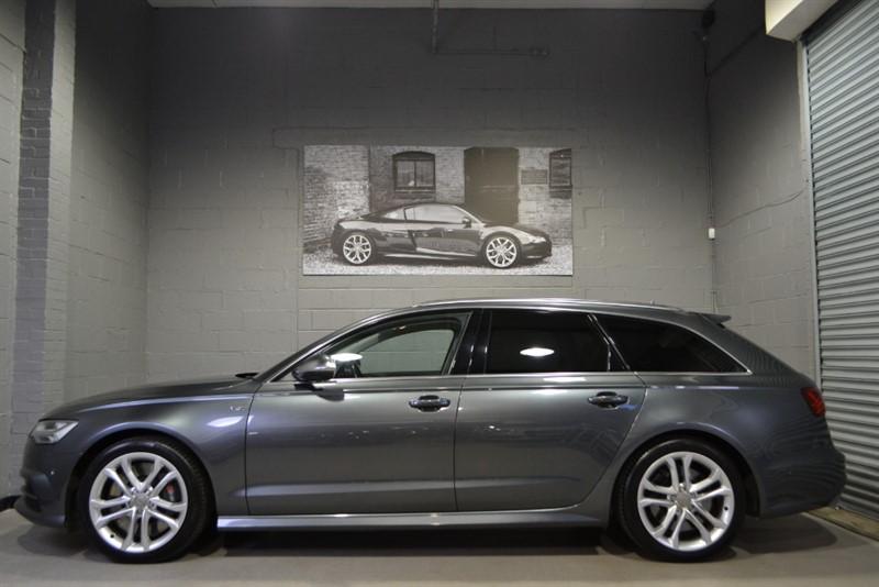 used Audi S6 Avant TFSI quattro 450PS. Nav+, Bose, Parking pack in buckinghamshire