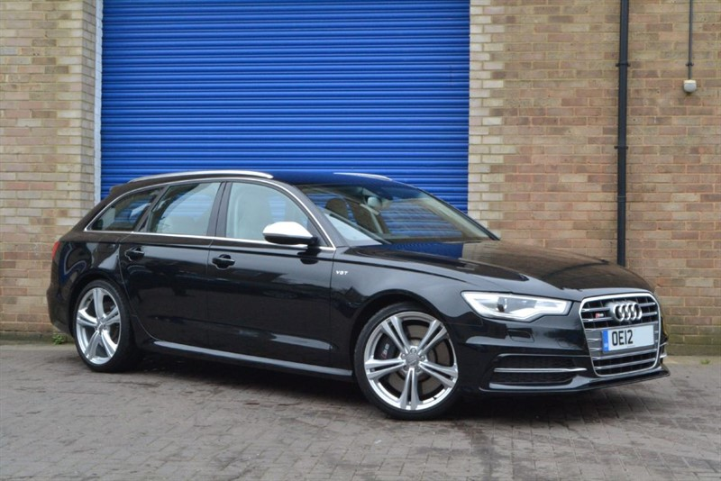 used Audi S6 Avant TFSI quattro 420PS. Wanted for stock in buckinghamshire