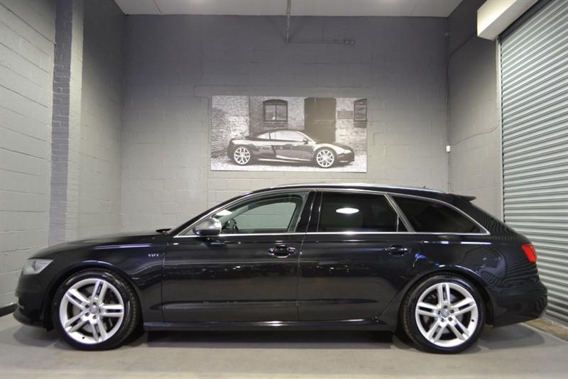 used Audi S6 Avant TFSI quattro 420PS. Panoramic sunroof Bose Nav+ in buckinghamshire