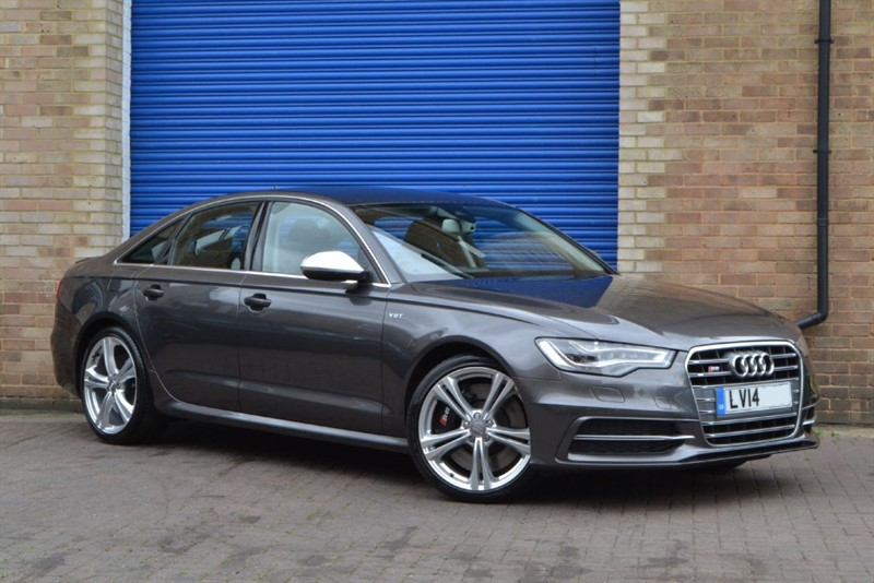 used Audi S6 TFSI quattro 420PS Audi Exclusive. Bose, 20s, HUD in buckinghamshire