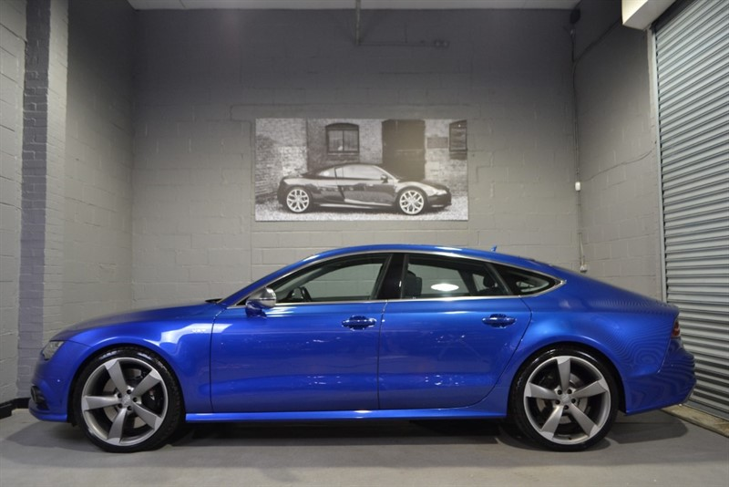 used Audi S7 Sportback TFSI quattro 450PS facelift. Over £80,000 new, loaded! in buckinghamshire