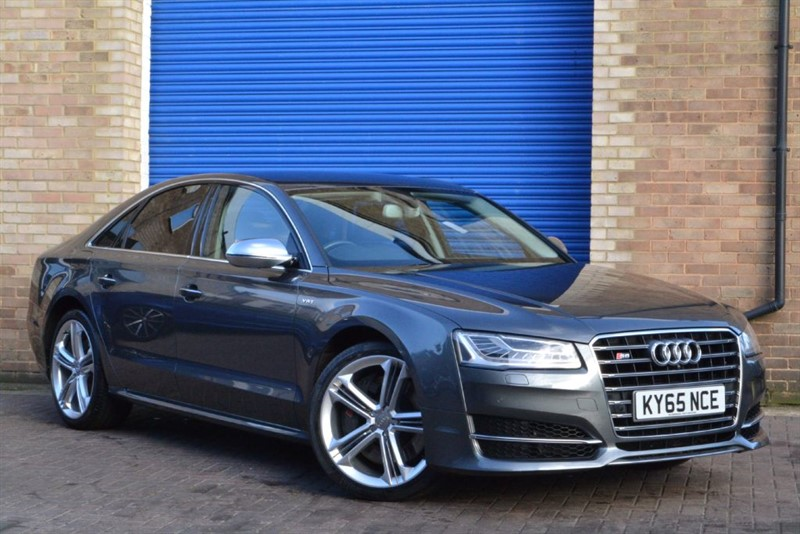 used Audi S8 TFSI V8 520 Quattro 360' Top View Cameras, LED Matrix, Unbelievable value! in buckinghamshire