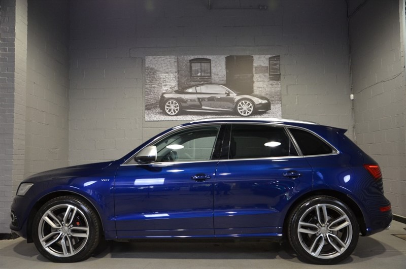 used Audi SQ5 BiTDI quattro 313. Panoramic sunroof, 21s, Nav+ in buckinghamshire