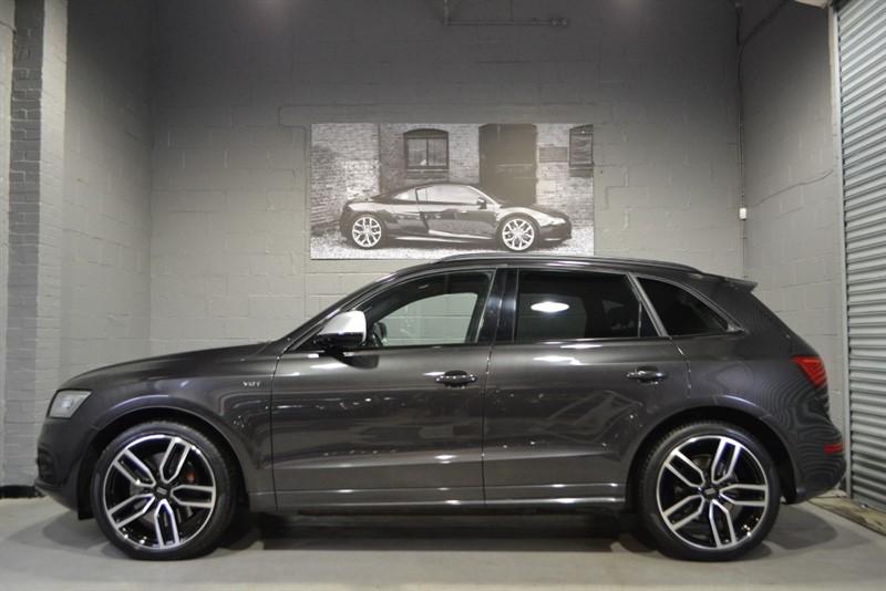 used Audi SQ5 BiTDI quattro 313. Pan roof, 21s, Black styling in buckinghamshire