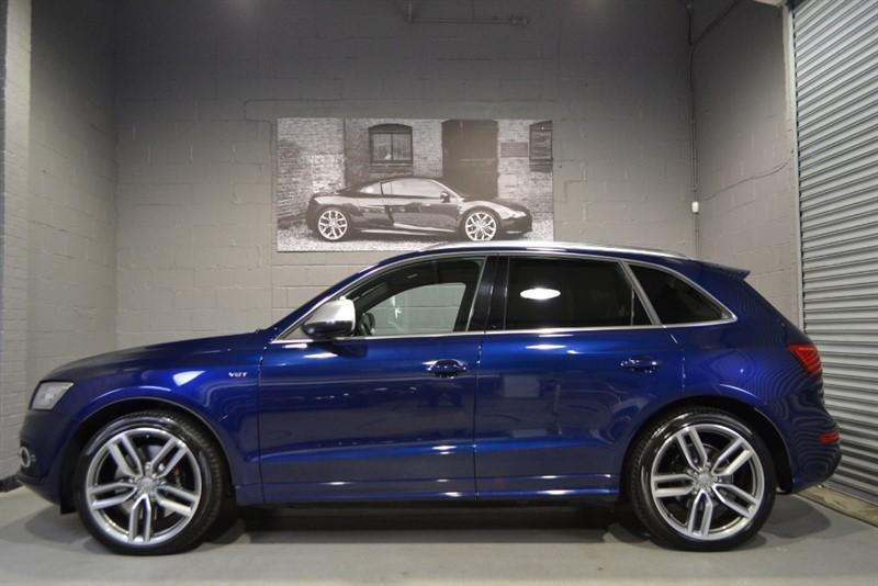 used Audi SQ5 BiTDI quattro 313PS. Massive factory Spec! in buckinghamshire