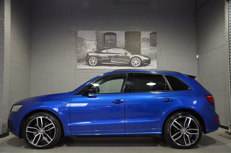 used Audi SQ5 Plus BiTDI quattro 340PS. Huge spec, Panoramic sunroof and more! in buckinghamshire
