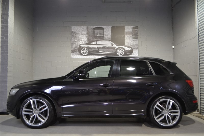 used Audi SQ5 Plus BiTDI quattro 340PS Special Edition. Pan roof, Bang & Olufsen in buckinghamshire