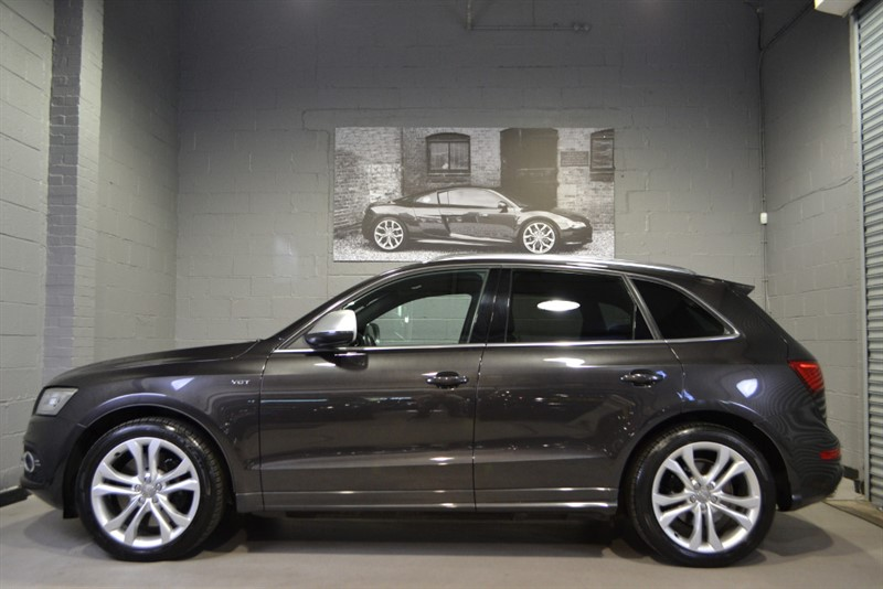 used Audi SQ5 BiTDI quattro 313PS. Huge spec, mega value in buckinghamshire