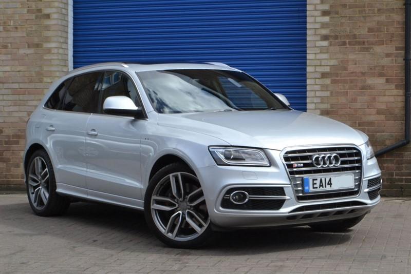 used Audi SQ5 BiTDI 313 quattro. Sunroof, B&O, Camera, Loaded! in buckinghamshire