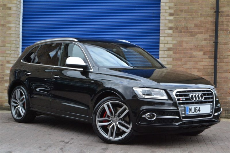 used Audi SQ5 WANTED BiTDI 313 quattro. Sunroof, Quilted leather, 21s, WANTED in buckinghamshire