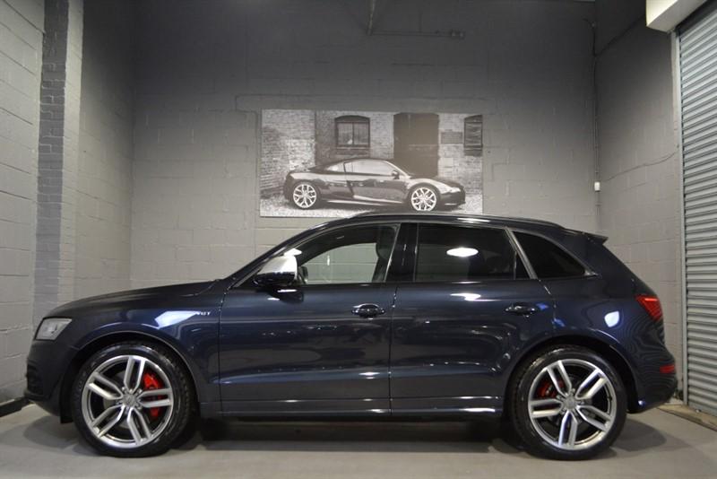 used Audi SQ5 BiTDI quattro 313. Pan roof, 21s, B&O in buckinghamshire