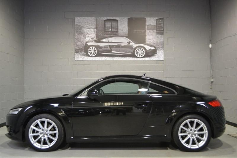 used Audi TT TFSI quattro Sport 230. Super sport seats, Nav+ in buckinghamshire
