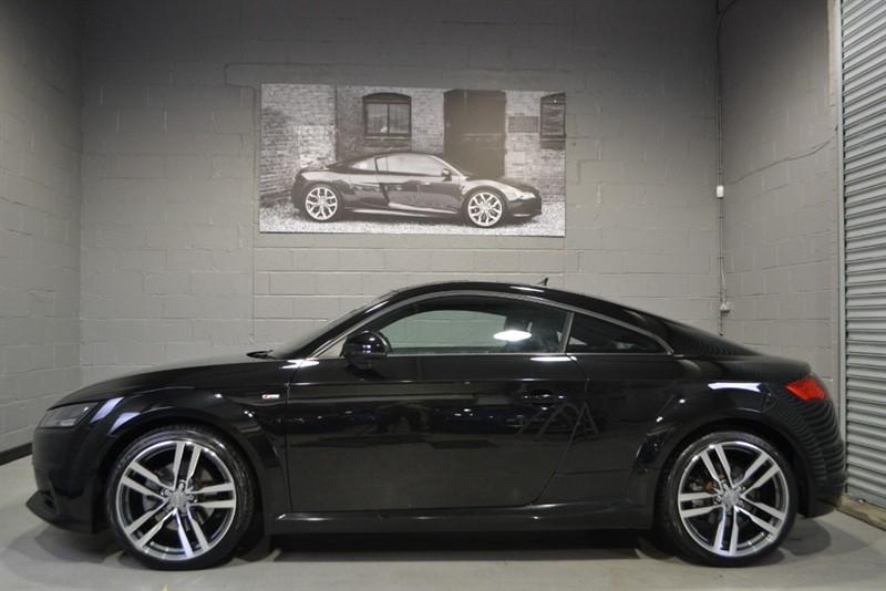 used Audi TT TFSI quattro S Line 230. Comfort & sound pack, Nav+ in buckinghamshire