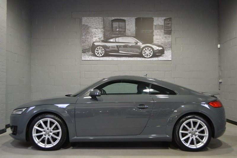 used Audi TT TFSI quattro Sport 230. Comfort & Sound pack in buckinghamshire