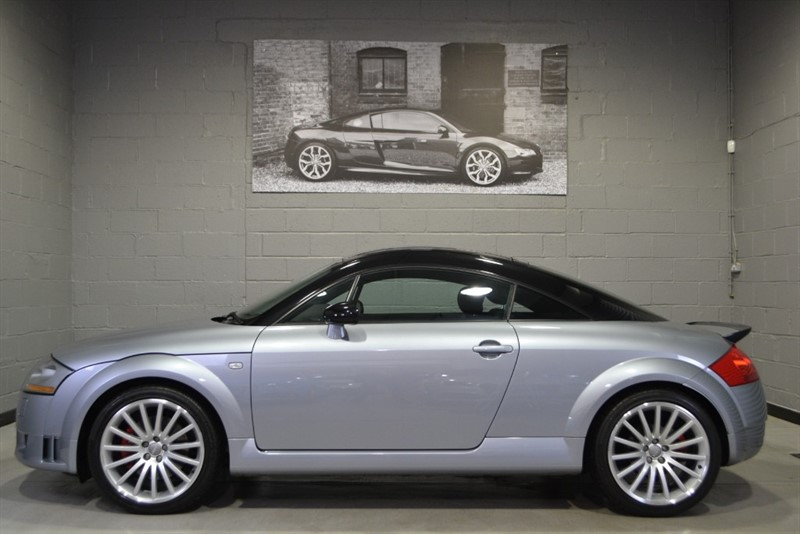 used Audi TT quattro Sport 240. Mothballed garage find classic! in buckinghamshire