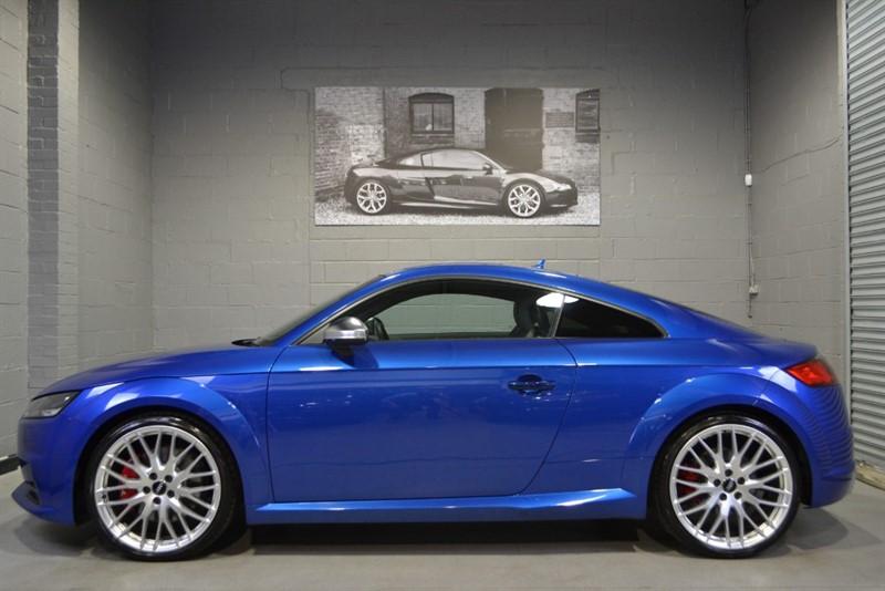 used Audi TTS TTS TFSI quattro 310PS. Massive spec, tiny mileage in buckinghamshire