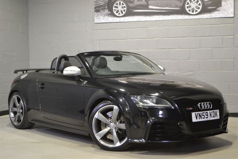 used Audi TT RS Roadster TFSI quattro 340PS. Nav+, 19s, Mag ride. in buckinghamshire