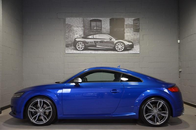 used Audi TTS TFSI quattro 300PS. Big spec, bigger value! in buckinghamshire