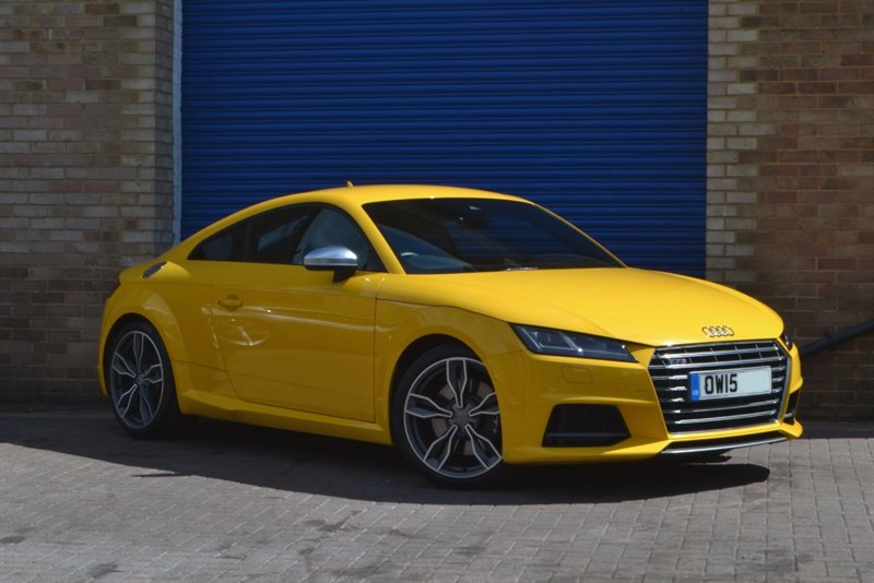 used Audi TTS TFSI quattro 310PS. Nav+, B&O, Digital AC, Electric seats in buckinghamshire