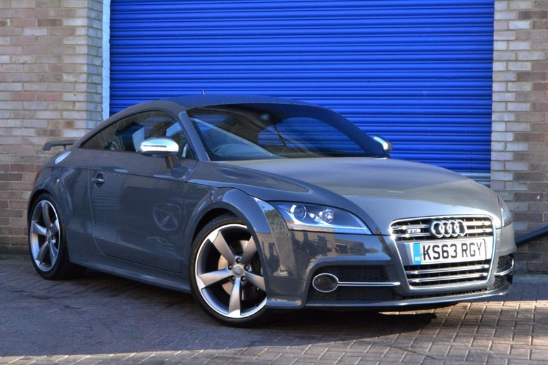 used Audi TTS TFSI quattro Limited Edition. Nav+, Bose, Baseball leather in buckinghamshire