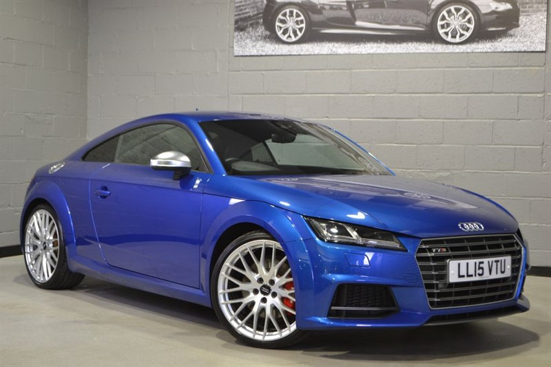 "used Audi TTS TFSI quattro 310PS S Tronic. 20"" Alloys, Comfort and sound pack + Much more in buckinghamshire"