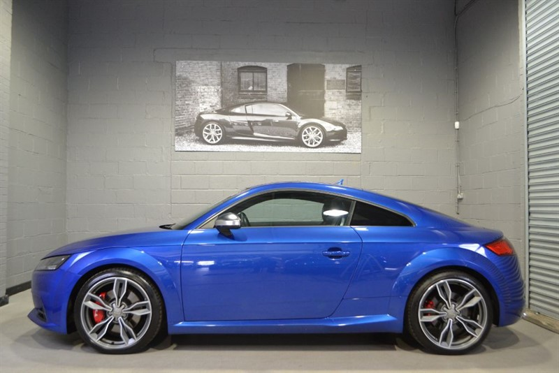 used Audi TTS TFSI quattro 310PS. Comfort and Sound pack, Nav+ in buckinghamshire