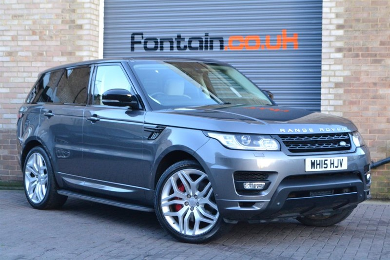 used Land Rover Range Rover Sport SDV6 Autobiography Dynamic. in buckinghamshire