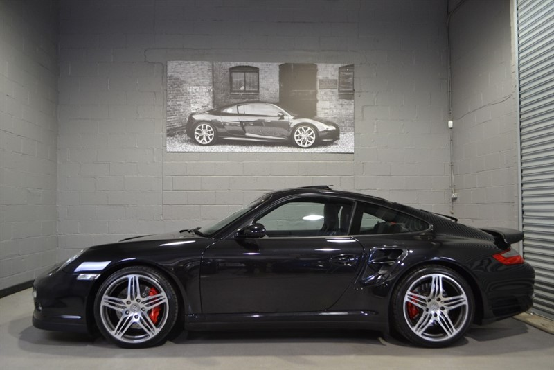 used Porsche 911 997 Turbo 480PS Tiptronic S. Wonderful condition, Excellent history in buckinghamshire