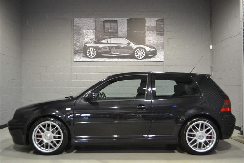 used VW Golf GTI 25th Anniversary 180PS 20v turbo. One owner from new, Outstanding! in buckinghamshire